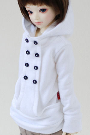 Chic Hooded-T - Snow White