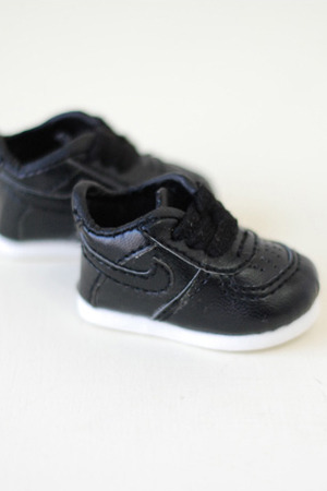 MSD NK all black sneakers